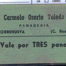 Billetes locales: TORRENUEVA (CIUDAD REAL). Lote 47941064