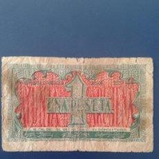 Billetes locales: ARCHENA 1 PESETA. Lote 118680295