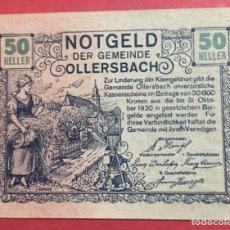 Billetes locales: BILLETE LOCAL ALEMANIA 1920. Lote 143759940