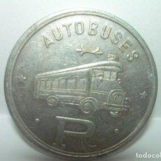 Billetes locales: FICHA DINERARIA AUTOBUSES..20 C.. Lote 193230647