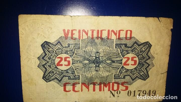 Billetes locales: BILLETES LOCALES AYUNTAMIENTO DE CARTAGENA, MURCIA - Foto 2 - 195471718