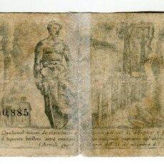 Billetes locales: GENERALITAT DE CATALUNYA 2,50 (DUES AMB CINCUANTA) AÑO 1936. Lote 201169432