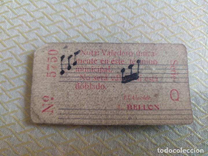 Billetes locales: BILLETE LOCAL DE 25CTS AYUNTAMIENTO DE BAEZA (JAEN) GUERRA CIVIL MIREN FOTOS - Foto 4 - 219164830