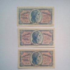 Lotes de Billetes: LOTE DE 4 BILLETES DE 50 CÉNTIMOS DE 1937 SERIE A. Lote 34361322