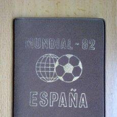 Lotes de Billetes: SERIE NUMISMATICA 1980 MUNDIAL 1982 EXCELENTE ESTADO VER FOTOS. Lote 34379409