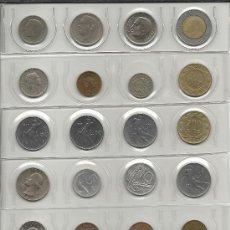 Lotes de Billetes: MUY INTERESANTE COLECCION MUNDIAL DE MONEDAS ORIGINALES VER FOTOS. Lote 36025404