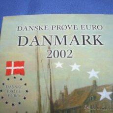 Lotes de Billetes: EUROS DE DINAMARCA BLISTER-CARTERA,PROV. Lote 42273372