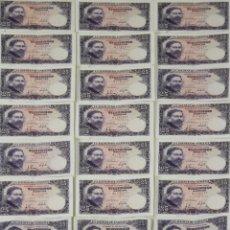 Lotes de Billetes: BI-001 - LOTE DE 24 BILLETES DE 25 PESETAS. BANCO DE ESPAÑA. 1954.. Lote 50233028