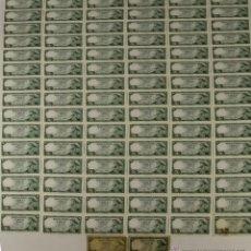 Lotes de Billetes: BI-010 - LOTE DE 92 BILLETES DE 5 PESETAS. BANCO DE ESPAÑA. 1954.. Lote 160354752