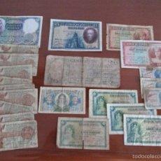 Lotes de Billetes: 22 BILLETES VEAN DESCRIPCION Y FOTOGRAFIAS. Lote 57804295