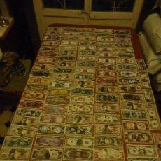 Lotes de Billetes: COLECCION GRAN LOTE 54 BILLETES CONMEMORATIVOS DISTINTOS UNITED STATES .USA - MUY BUEN ESTADO. Lote 161006621