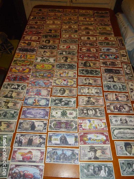 Lotes de Billetes: coleccion gran lote 54 billetes conmemorativos distintos united states .usa - muy buen estado - Foto 2 - 121579363