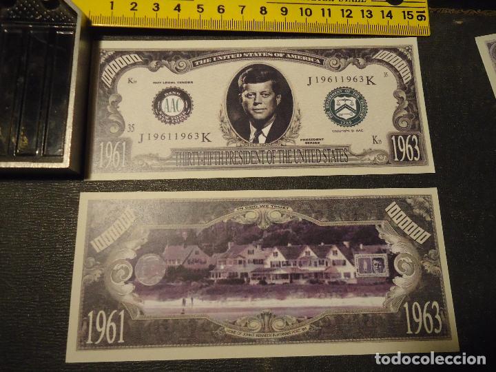 Lotes de Billetes: coleccion gran lote 54 billetes conmemorativos distintos united states .usa - muy buen estado - Foto 8 - 121579363