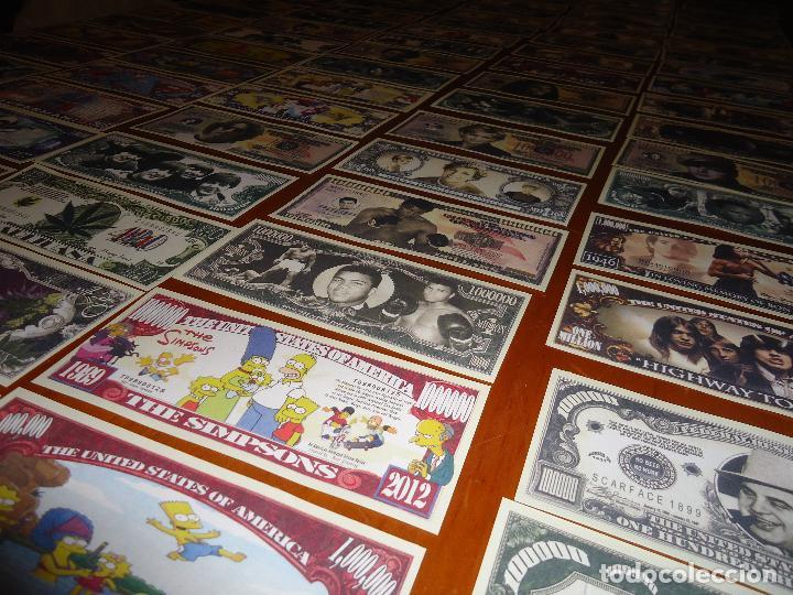 Lotes de Billetes: coleccion gran lote 54 billetes conmemorativos distintos united states .usa - muy buen estado - Foto 21 - 121579363