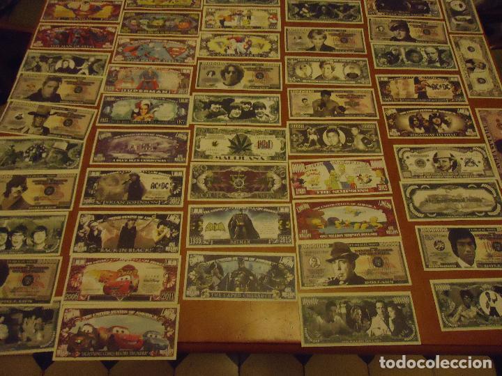 Lotes de Billetes: coleccion gran lote 54 billetes conmemorativos distintos united states .usa - muy buen estado - Foto 59 - 121579363