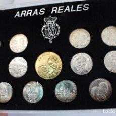 Lotes de Billetes: ARRAS REALES EN PLATA DE LEY 925 MILESIMAS. Lote 95723319