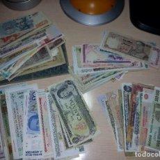 Lotes de Billetes: 191 BILLETES DE 74 PAÍSES - EN ÁLBUM. VER 57 FOTOS. Lote 98593023