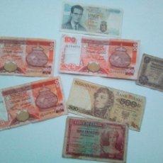 Lotes de Billetes: LOTE DE VARIOS BILLETES. Lote 111632587