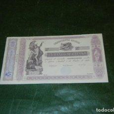 Lotes de Notas: BILLETE DE EL PAPEL DE LA PESETA I - 400 ESCUDOS - 1 OCTUBRE 1868. Lote 123052055