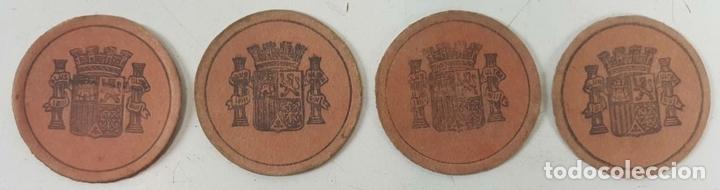 Lotes de Billetes: COLECCIÓN DE 9 BILLETES Y 4 SELLOS. ESPAÑA. 1937/1939. - Foto 10 - 123571219