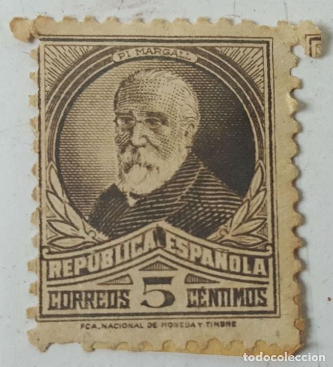 Lotes de Billetes: COLECCIÓN DE 9 BILLETES Y 4 SELLOS. ESPAÑA. 1937/1939. - Foto 11 - 123571219