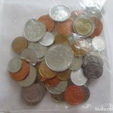 Lotes de Billetes: LOTE DE 60 MONEDAS DE PAISES DIFERENTES NUEVAS. Lote 127886803