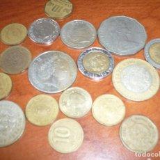 Lotes de Billetes: LOTE DE 17 MONEDAS DE VARIOS PAÍSES. Lote 130552642