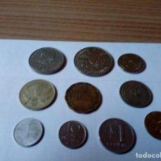 Lotes de Billetes: LOTE DE 10 MONEDAS MUNDIALES. Lote 133254858