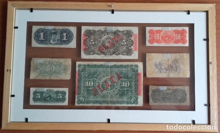 Lotes de Billetes: LOTE BILLETES. BANCO ESPAÑOL DE LA ISLA DE CUBA AÑOS 1896-1897 Y DE LA REPÚBLICA ESPAÑOLA AÑO 1937. - Foto 2 - 134946242