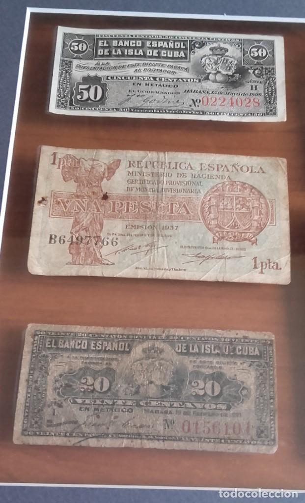 Lotes de Billetes: LOTE BILLETES. BANCO ESPAÑOL DE LA ISLA DE CUBA AÑOS 1896-1897 Y DE LA REPÚBLICA ESPAÑOLA AÑO 1937. - Foto 5 - 134946242