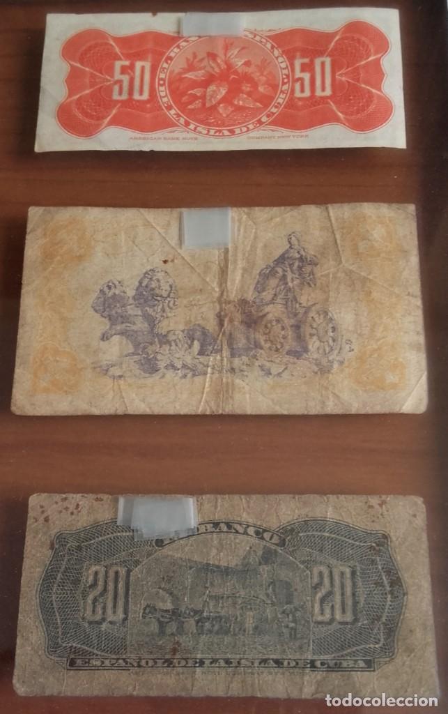 Lotes de Billetes: LOTE BILLETES. BANCO ESPAÑOL DE LA ISLA DE CUBA AÑOS 1896-1897 Y DE LA REPÚBLICA ESPAÑOLA AÑO 1937. - Foto 6 - 134946242