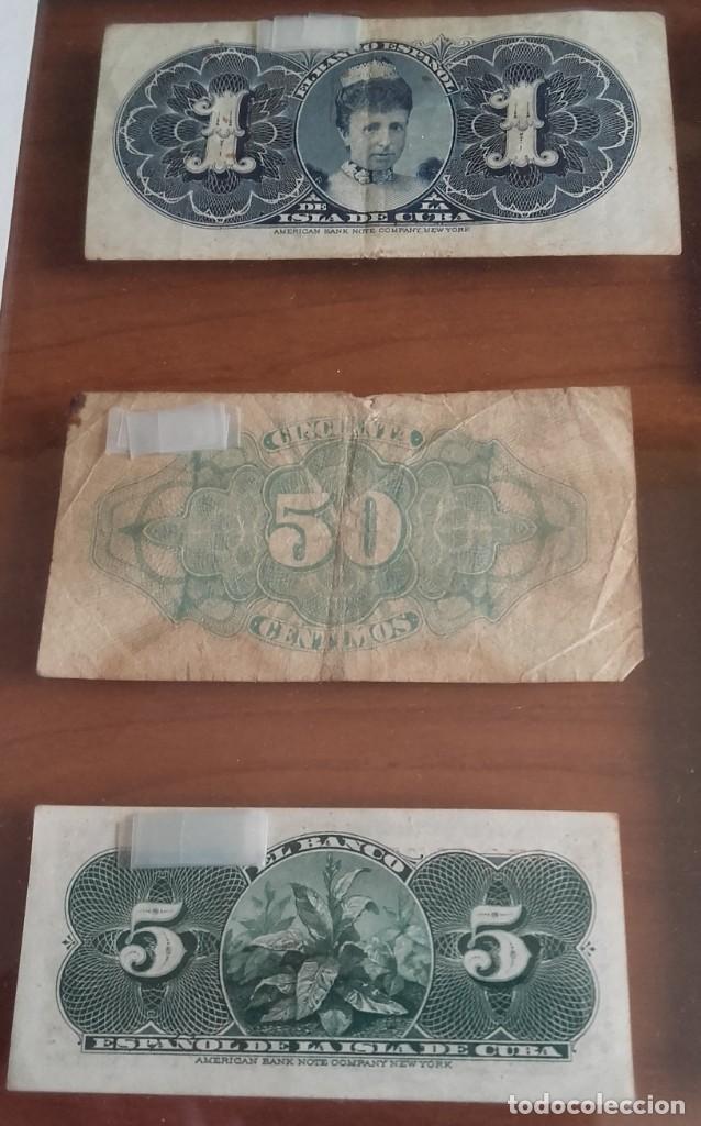 Lotes de Billetes: LOTE BILLETES. BANCO ESPAÑOL DE LA ISLA DE CUBA AÑOS 1896-1897 Y DE LA REPÚBLICA ESPAÑOLA AÑO 1937. - Foto 8 - 134946242