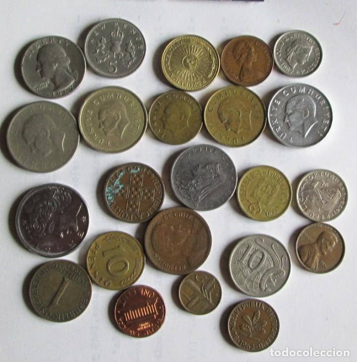 23 VARIADAS (Numismática - Notafilia - Series y Lotes)