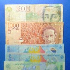 Lotes de Billetes: LOTE DE SEIS BILLETES.. Lote 147736802