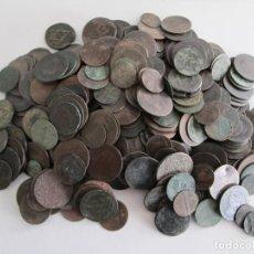 Lotes de Billetes: LOTE DE 400 COBRES - 2,4 KILOS. Lote 151604546