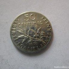 Lotes de Billetes: FRANCIA. 25 CTM. DE PLATA . . Lote 152211362
