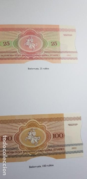 Lotes de Billetes: 52 BILLETES ORIGINALES PLANCHA-COLECCIÓN COMPLETA -AFINSA-EL MUNDO BILLETES DEL MUNDO. - Foto 6 - 153867426