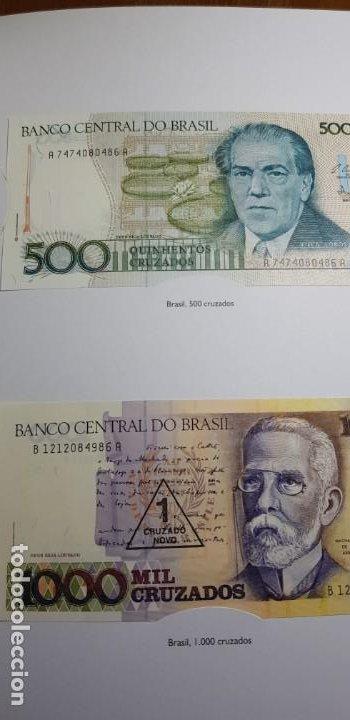 Lotes de Billetes: 52 BILLETES ORIGINALES PLANCHA-COLECCIÓN COMPLETA -AFINSA-EL MUNDO BILLETES DEL MUNDO. - Foto 7 - 153867426
