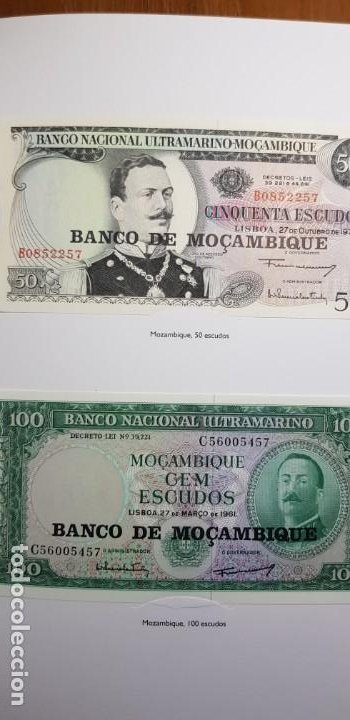 Lotes de Billetes: 52 BILLETES ORIGINALES PLANCHA-COLECCIÓN COMPLETA -AFINSA-EL MUNDO BILLETES DEL MUNDO. - Foto 14 - 153867426