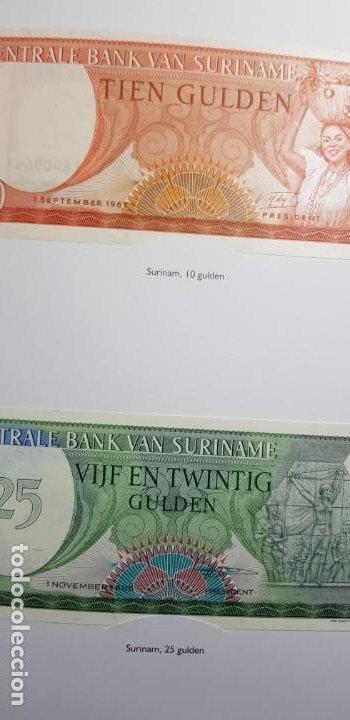 Lotes de Billetes: 52 BILLETES ORIGINALES PLANCHA-COLECCIÓN COMPLETA -AFINSA-EL MUNDO BILLETES DEL MUNDO. - Foto 17 - 153867426