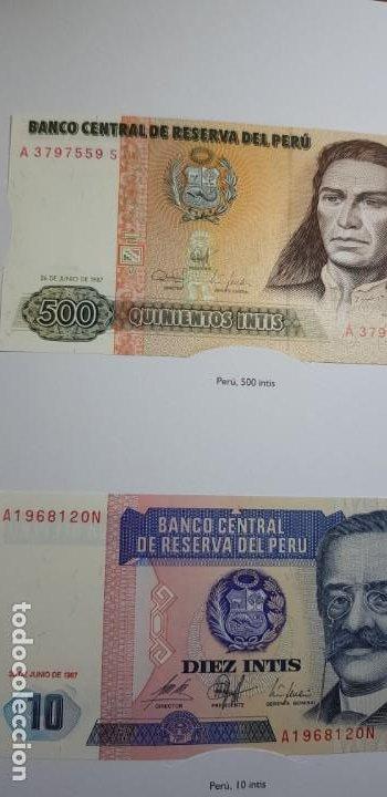 Lotes de Billetes: 52 BILLETES ORIGINALES PLANCHA-COLECCIÓN COMPLETA -AFINSA-EL MUNDO BILLETES DEL MUNDO. - Foto 27 - 153867426