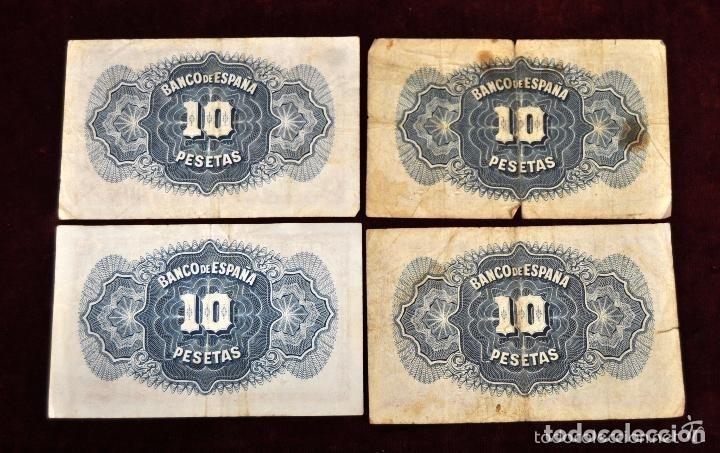Lotes de Billetes: LOTE DE 38 BILLETES ESPAÑOLES DE DISTINTOS VALORES - Foto 12 - 130469816