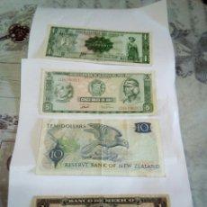 Lotes de Billetes: LOTE DE 4 BILLETES VARIOS PAISES. Lote 171582913