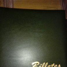 Lotes de Billetes: ALBUM CON 40 BILLETES. 15 ANILLAS. 11 FOTOS. Lote 173513985
