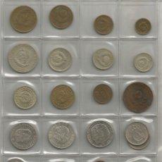 Lotes de Billetes: LOTE DE 28 MONEDAS DE EUROPA Y AMÉRICA. Lote 176588380
