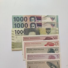 Lotes de Billetes: LOTE INDONESIA. Lote 182561082