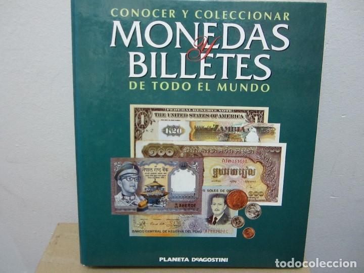 COLECCIÓN COMPLETA DE MONEDAS Y BILLETES MUNDIALES S.C (Numismática - Notafilia - Series y Lotes)