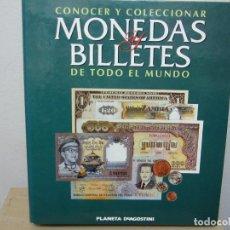 Lotes de Billetes: COLECCIÓN COMPLETA DE MONEDAS Y BILLETES MUNDIALES S.C. Lote 183344560