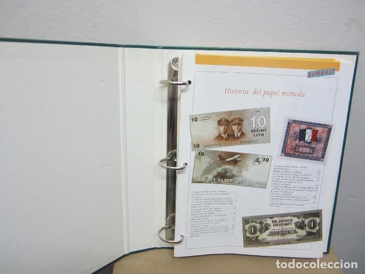 Lotes de Billetes: colección completa de monedas y billetes mundiales S.C - Foto 2 - 183344560