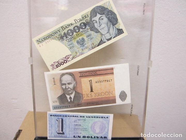 Lotes de Billetes: colección completa de monedas y billetes mundiales S.C - Foto 20 - 183344560